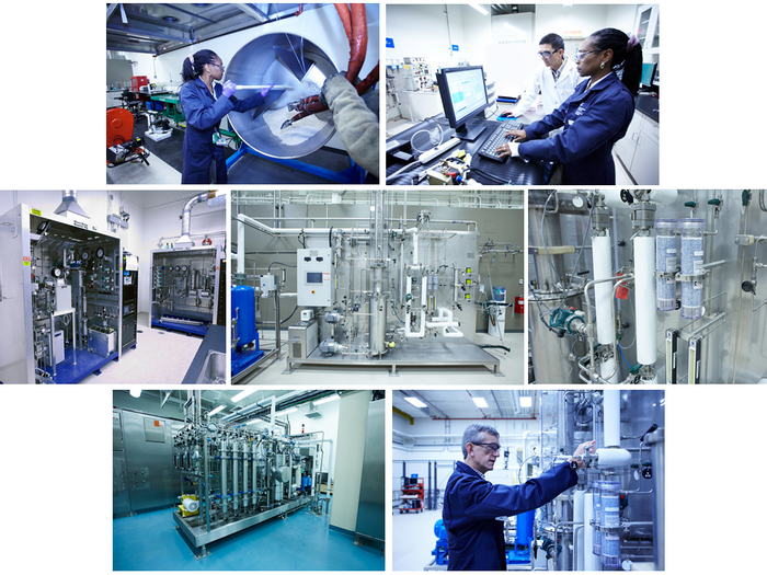 Hydrogen Isotopes Technology Laboratory (CNL)