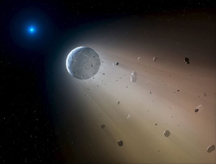 New research indicates asteroids don't have to be super close to the Sun to be destroyed by the heat.