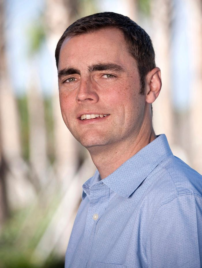 Brian M. Paegel is an associate professor at the Florida campus of The Scripps Research Institute.
