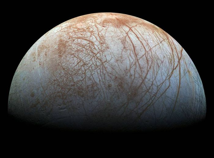 Europa might have a sub-surface ocean that supports life forms, and NASA wants to find out for sure.