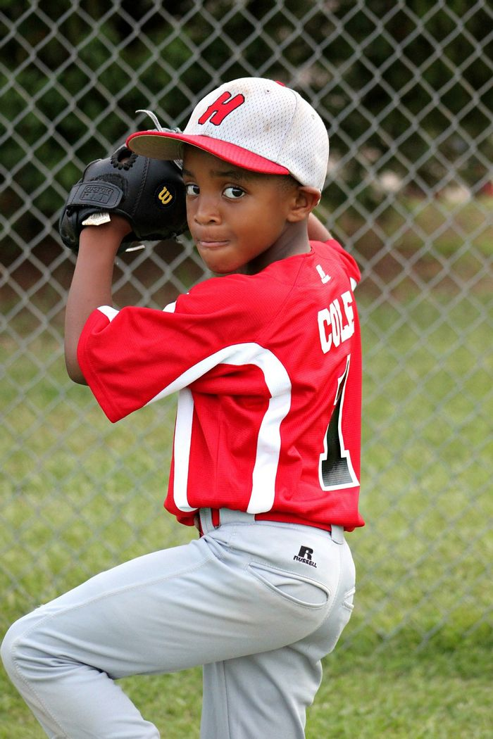 young pitcher