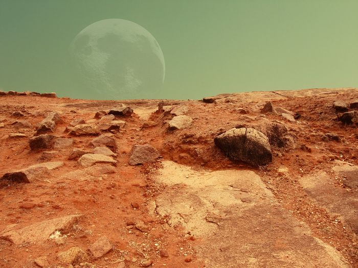Astronauts who eventually settle on the Martian surface may have a way to list outside of caves thanks to experts from NASA.
