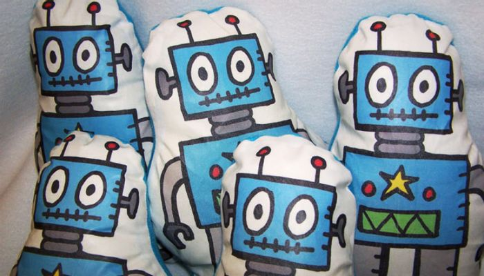 """""""We want to be able to control them individually so we can have some robots here doing one thing, and some robots there doing something else at the same time,"""" says David Cappelleri."""