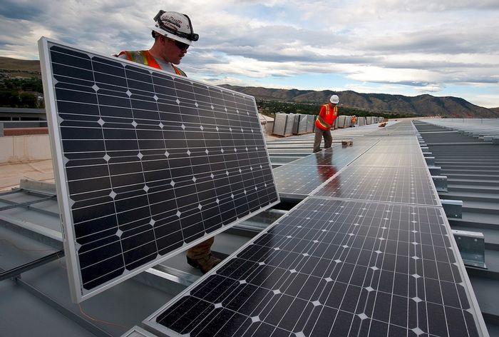 Solar power makes up a majority of renewable energy capacity. Photo: Pixabay