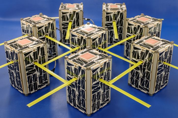 Smallsats range in size, but are limited to 180kg. They can help make space exploration more tangible for scientists.