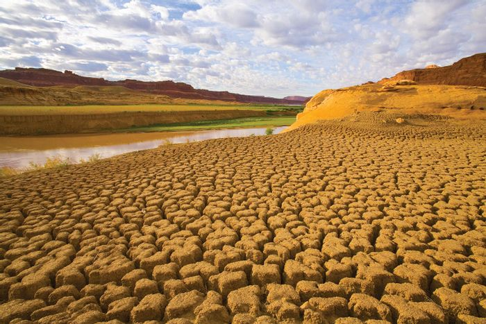 Drought in the Southwest. Photo: National Climate Assessment